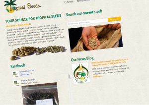 Tropical Seeds Wholesale seeds