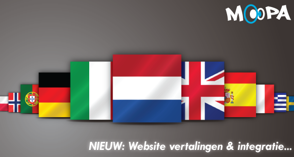 website vertaling & meertalige website